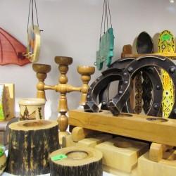Magazin de artizanat - articole lemn