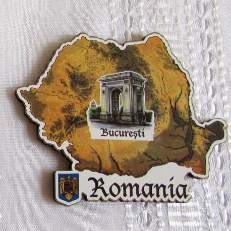Magneti - 02 - Romania