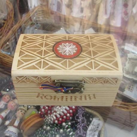 Caseta lucrata manual model roata